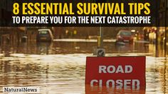 You need to know these 8 essential survival tips to prepare you for the next catastrophe – NaturalNews.com