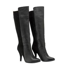 3b0e5da1d57 Textured knee high boots complete any winter outfit