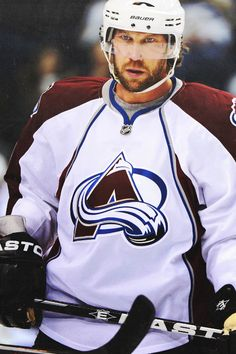 Peter Forsberg - Colorado Avalanche