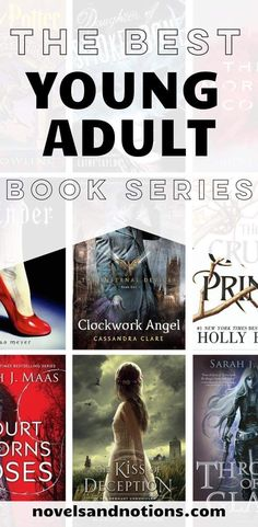 Check out our all-time favorite young adult book series! These are all TBR worthy. Ya Books, Good Books, Books To Read, Must Read Novels, Good Novels, Young Adult Fiction, Young Adult Books, Books For Teens, Book Series