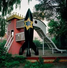 Amazing Scandinavian playgrounds.  Someone hire these guys to redo all our playgrounds! Be sure to check out the entire gallery.