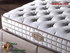 Saltea Ortopedica King Plus - o fata medie tare si o fata extra dura Mattress, King, Bed, Furniture, Home Decor, Decoration Home, Stream Bed, Room Decor, Mattresses