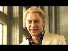 """Javier Bardem's Crazy """"Skyfall"""" Hair - CONAN on TBS"""