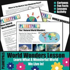 Kids learn what a wonderdul world we live in, in a fun and unique Planetpals way… Kids learn what a wonderdul world we live in, in a fun and unique Planetpals way! With Planetpals playful pun filled humor and inspiring… Continue Reading → Earth Science Lessons, Science Topics, Science Facts, Science For Kids, Science Activities, Life Science, Fun Facts, Science Notes, Science Projects