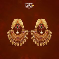 How would you describe this? Gemstone Earrings