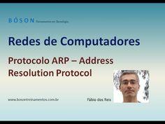 Curso de #Redes - #Protocolo #ARP - Address Resolution Protocol