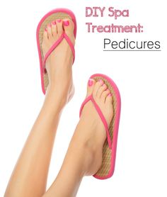 ... pay for pedicures anymore more foot spa diy spa treats pedicures diy