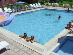 If you desire air-conditioned room & outdoor pool with balcony hotel on next Didim Turkey trip then Nazar hotel is perfect choice Outdoor Pool, Outdoor Decor, Be Perfect, Balcony, Turkey, World, Room, Bedroom, Turkey Country