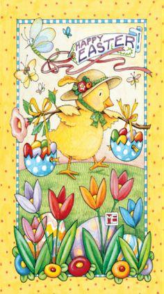 Easter! Mary Englebreit