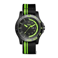 Looking for Traser 105542 Swiss Green Spirit Tritium Tactical NATO Strap Band Black Green Watch ? Check out our picks for the Traser 105542 Swiss Green Spirit Tritium Tactical NATO Strap Band Black Green Watch from the popular stores - all in one. Stainless Steel Watch, Stainless Steel Bracelet, Casual Watches, Watches For Men, Apple Computer, Tritium Watches, Grey Watch, Nato Strap, Green Stripes