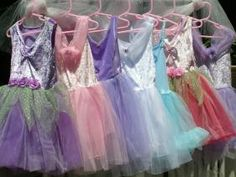 New Selection of Princess Dresses. Too Cute to Choose Just One!  www.myprincesspartytogo.com/INeedThat.html  #Princess # Dresses