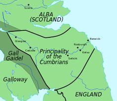 David, Prince of the Cumbrians - Wikipedia, the free encyclopedia Scottish Thistle, Cumbria, Great Britain, Glasgow, Family History, Scotland, Ireland, Prince, David