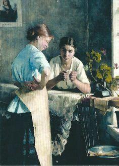 Numerisation0003 - Helena Westermarck — Wikipédia Caspar David Friedrich, Women In History, Figurative Art, Finland, Artist, Paintings, How To Paint, Painted Canvas, Paint