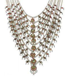 gorgious satlada necklace ideas for bridals (4)