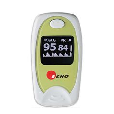 Ekho P-950 Pulse Oximeter This EKHO P-950 will measure the proportion of oxygenated hemoglobin in the blood. It uses a non invasive method to measure your finger. Created for #medical #practice, it is durable and accurate. In addition to doctors offices, EMS, traveling nurses and other professional uses, this pulse #Oximeter is ideal for home use. #Rehabilitation is dependent on enough #oxygen reaching the brain and other #muscles and #organs.