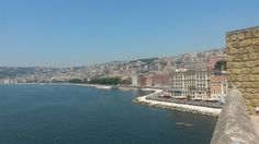 Naples from Castel dell'Ovo