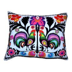 Designer decorative #Folk #pillow № gd290