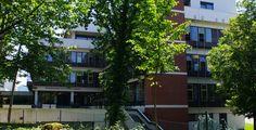 """Evangelische Hochschule Freiburg """"Evang Hochschule 1"""" von Jörgens.mi - own worh. Lizenziert unter CC BY-SA 3.0 über Wikimedia Commons."""