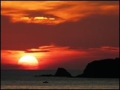 Etruscian Sunset between Piombino and Isola Elba - Toscana - Italy - By Chio.S