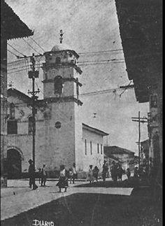 Erick Abdel Figueroa Pereira antiguo convento de San Agustín... hasta 1823, que lo expropió el general Santander para convertirlo en el Colegio Republicano de Santa Librada. Muy buena la foto de la torre, y de la la fachada antes de la intervención del maestro Acuña. Aixamar LópezFOTOS ANTIGUAS SANTIAGO DE CALI