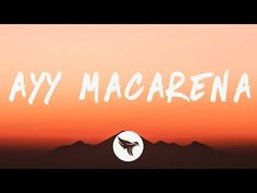 """🎧 Welcome to Paradise 🌴 Your Home For The Best Rap Music With Lyrics! """"Tyga - Ayy Macarena"""" Lyrics / Lyric Video brought to you by Rap Paradise ⏬ Stream """"Tyg. Best Rap Music, Good Raps, Song Playlist, Tyga, Music Lyrics, Tik Tok, Songs, Youtube, Movie Posters"""