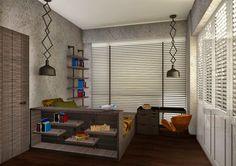 Nadia Santoso: Goodwood Garden - Boy's Room