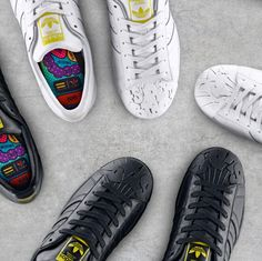 Todd James  graphics come to life in 3D with Pharrell s Supershell Sculpted  Collection. Dropping 9f2b2d909