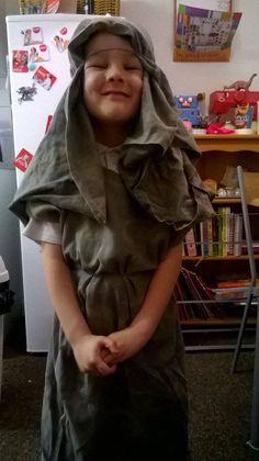 Jaspers matching costume (Dec 8th)