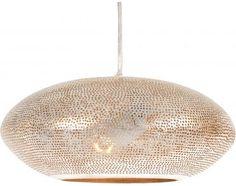 Hanglamp Gabs - Filisky - Medium - Zilver - Zenza