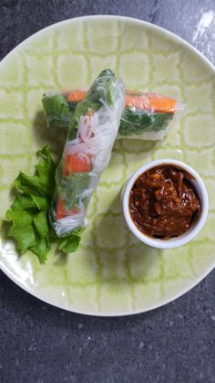 Cambodian Style Spring Rolls ~ Recipe   Tastemade
