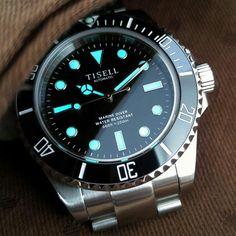 Tisell Marine Diver