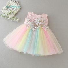 Baby Girl Wedding Dress, Baby Girl Party Dresses, Wedding Dresses For Girls, Girls Dresses, Dress Wedding, Dress Party, Tutu Dresses, Couture Dresses, Bridesmaid Dress