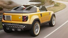 Geneva Motor Show 2012: Hottest concept cars | Land Rover DC100 Sport | T3#main