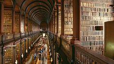 Trinity College Old Library, Dublin, Ireland