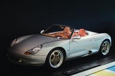Porsche Boxster Studie | Flickr - Photo Sharing!