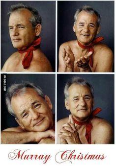 Murray Christmas!
