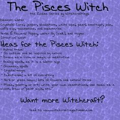 The #Pisces #Witch: Garden of Ash & Bone