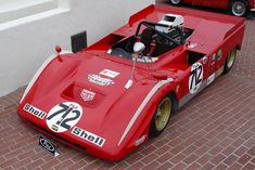 1970 - 1972 Ferrari 712 Can-Am: 41-shot gallery, full history and specifications