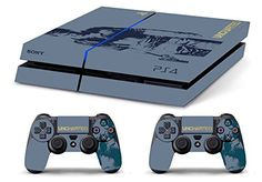 Skin PS4 WhiteP HD Uncharted
