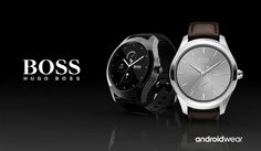 The Hugo Boss Touch is the Latest Android Wear 2.0 Smartwatch #Android #Google #news