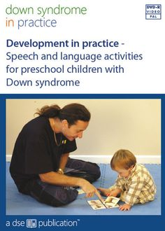 Speech and Language Activities for Preschool Children with Down Syndrome