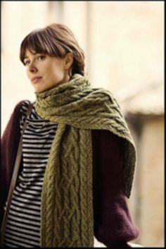 Introduction to Cabling CLASS - Cabled Scarf : fibre space January 18, 2012 - Saturday 12pm-3pm