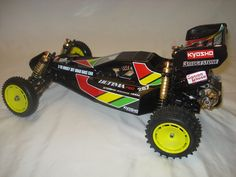 Rc Cars And Trucks, Remote Control Cars, Vintage Parts, Monster Trucks, Racing, Kit, Vehicles, Collection, Model Building