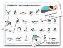 Prenatal Yoga Poses Chart