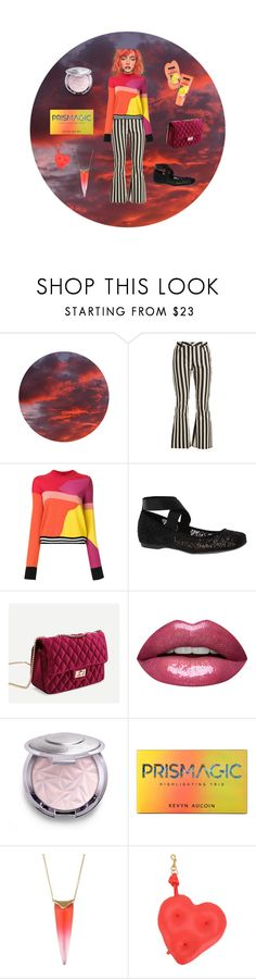 """""""Jessica Simpson's"""" by ozara ❤ liked on Polyvore featuring Marques'Almeida, PS Paul Smith, Jessica Simpson, Kevyn Aucoin, Alexis Bittar and Anya Hindmarch"""