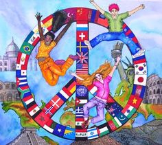 World Peace ✌❤ Hippie Peace, Hippie Art, Hippie Crafts, Hippie Boho, Peace Love Happiness, Peace And Love, Peace Drawing, Peace Painting, Peace Poster