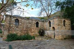 catholic and muslim shrine located in mt.koressos(bulbuldagi in turkish) in the vicinity of ephesus,7kms.,selcuk.discovered in 19th century,the shrine has merited several papal blessings and visits from several popes,last one in 2006 by pope benedict 17th.