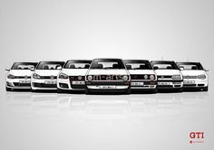 History - Volkswagen Golf GTI by m-arts Golf 2 Gti, Wolkswagen Golf, Vw Golf Tdi, Disc Golf, Volkswagen Golf Mk1, Volkswagen Golf Variant, Volkswagen Models, Vw R32 Mk4, Jetta Mk1