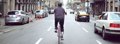 Skills and strategies for riding through cities; a handy guide on how to survive cycling in big cities. Critical tips and tricks required for urban cycling.