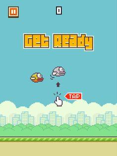 OH YEAH! Playing Flappy Bird! #Addictive